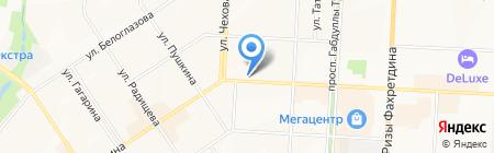 Flagman на карте Альметьевска