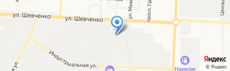Токарный цех на карте Альметьевска