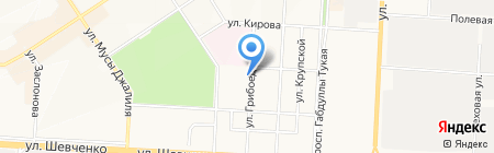 Реммонтажсервис на карте Альметьевска