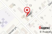 Схема проезда до компании Азяковская сельская библиотека в Среднем Азяково