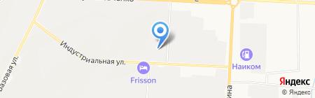 Спец на карте Альметьевска