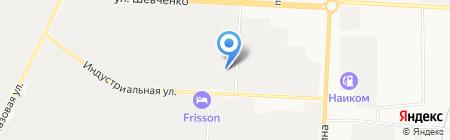 МВ-Строй на карте Альметьевска