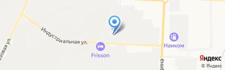 Сварнов на карте Альметьевска