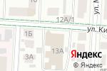 Схема проезда до компании BIG-Бар в Альметьевске