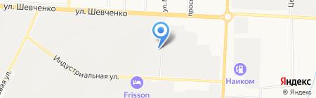 КамСтрой на карте Альметьевска