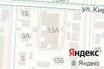 Схема проезда до компании Маркетинг Групп в Альметьевске