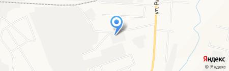 САН на карте Альметьевска