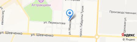 Стиль Жизни на карте Альметьевска
