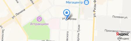 Friends`club на карте Альметьевска