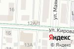 Схема проезда до компании Экономная авоська в Альметьевске