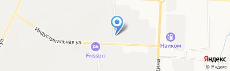 Ямашское УТТ на карте Альметьевска