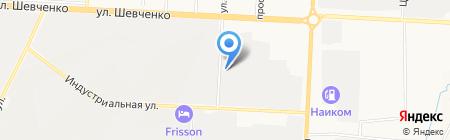 ТАТСПЕЦТРАНСПОРТ на карте Альметьевска