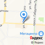 PROTEIN RT на карте Альметьевска