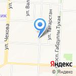 Таттелеком на карте Альметьевска