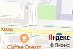 Схема проезда до компании Цветочек в Альметьевске