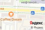 Схема проезда до компании Эста в Альметьевске