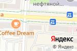 Схема проезда до компании Союз-Земля в Альметьевске