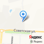 Нефтепромстрой на карте Альметьевска