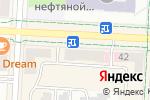 Схема проезда до компании МегаФон в Альметьевске