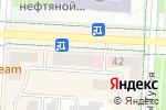 Схема проезда до компании Закусочная в Альметьевске
