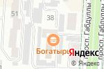 Схема проезда до компании Магазин детской и женской одежды в Альметьевске