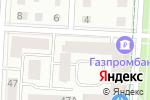 Схема проезда до компании Dolce Vita в Альметьевске
