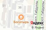 Схема проезда до компании Карамелька в Альметьевске