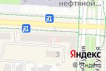 Схема проезда до компании Coffee Like в Альметьевске