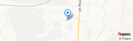 Арсур на карте Альметьевска