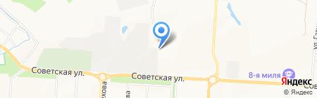 Авто-Ритет на карте Альметьевска