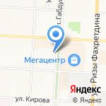 Альметьевская мемориальная компания на карте Альметьевска