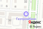 Схема проезда до компании Елховлес в Альметьевске