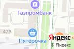 Схема проезда до компании Дары леса в Альметьевске