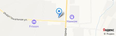 АДВ-мастерс на карте Альметьевска