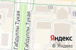 Схема проезда до компании Мастерская по изготовлению ключей в Альметьевске