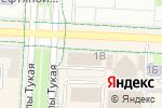 Схема проезда до компании Час Пик в Альметьевске