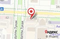 Схема проезда до компании Лично В Руки в Альметьевске