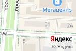 Схема проезда до компании Медицинская диагностика в Альметьевске