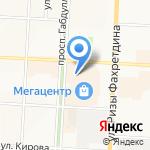 Мастерская по ремонту часов на карте Альметьевска