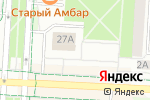 Схема проезда до компании Банкомат, АК Барс банк, ПАО в Альметьевске