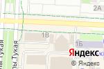 Схема проезда до компании Floristel в Альметьевске