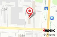Схема проезда до компании Авто в Альметьевске