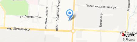 ДомСтройРесурс на карте Альметьевска