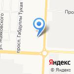 Shift на карте Альметьевска