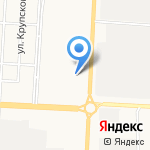Бизнес-Метрика на карте Альметьевска