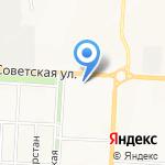 Агава на карте Альметьевска