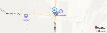 АВТОГРАД на карте Альметьевска