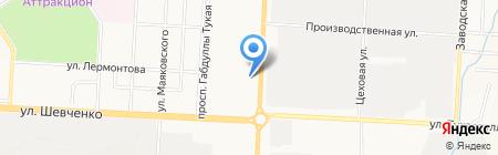 УФМС на карте Альметьевска