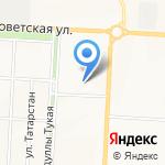 Аптека на карте Альметьевска