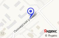Схема проезда до компании МЕНДЕЛЕЕВСКИЙ ОПТОВЫЙ СКЛАД ТАТСПИРТПРОМ в Менделеевске